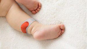 браслет для младенцев